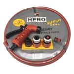 HERO Vandslangesæt 1/2'' værktøj