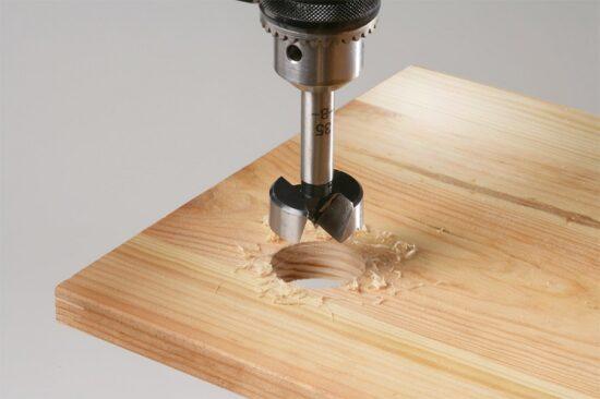 Forstnerbor 45 mm værktøj