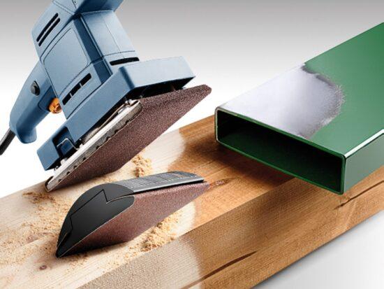 Slibepapir Korn 60 - 115 mm X 5 Mtr værktøj