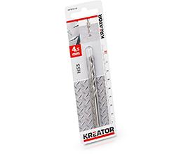 HSS metalbor 4,5 mm værktøj