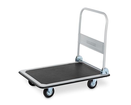 Lager og transportvogn 300 kg, foldbar værktøj