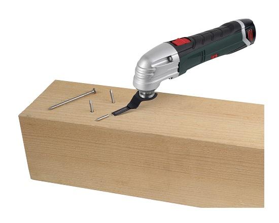 Fugeskære klinge 10 mm til multicutter værktøj