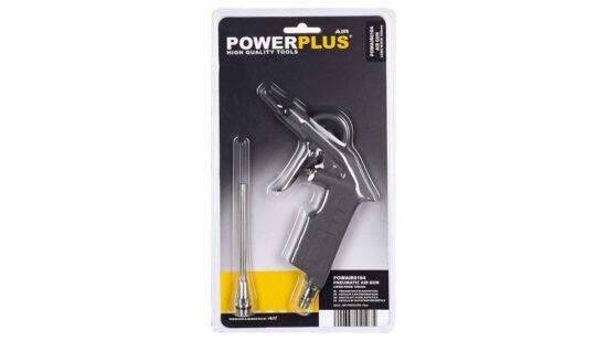 Blæsepistol 10 cm rør til trykluft værktøj