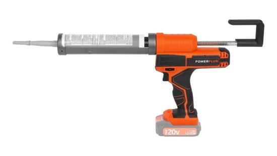 Fugepistol til 310 ml UDEN batteri værktøj