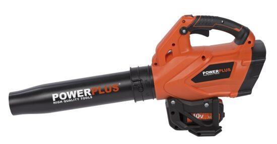 Løvblæser UDEN batteri 40 volt værktøj