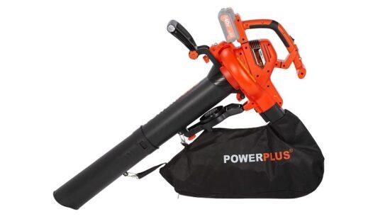 Løvsuger og blæser UDEN batteri 40 Volt værktøj