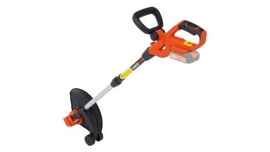 Plæneklipper og græstrimmer + 40 V batt værktøj