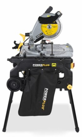 Vendbar sav 2000 watt - klinge Ø 254 mm værktøj