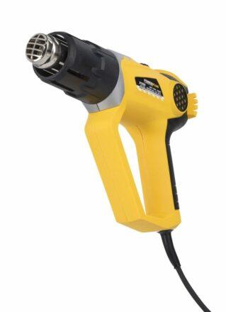 Varmepistol justerbar temperatur 2000 W værktøj