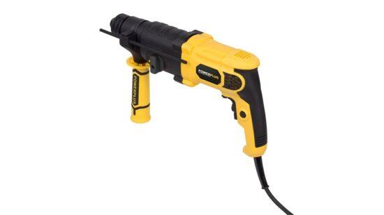 Borehammer 750 W i kuffert med tilbehør værktøj