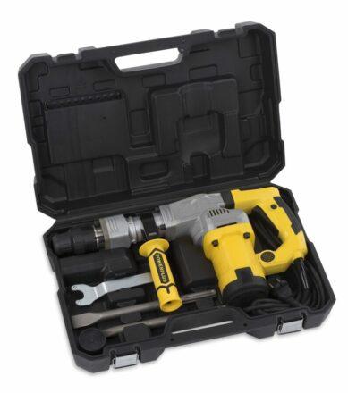 Nedbrydningshammer 1050 Watt + mejsler værktøj