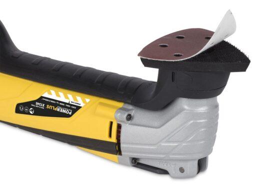 Multicutter i  kuffert med 29 dele 300 W værktøj