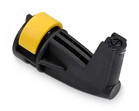 Dyse vinkel/undervogn til højtryksrenser værktøj