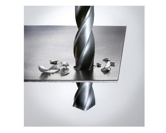 Metalbor 18 mm neddrejet skaft 13 mm værktøj