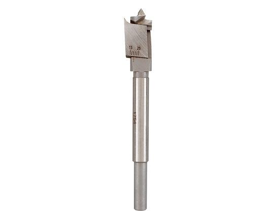 Træbor justerbar med 2 skær Ø 15-45 mm værktøj