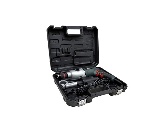 Slagboremaskine i kuffert 1050 Watt værktøj