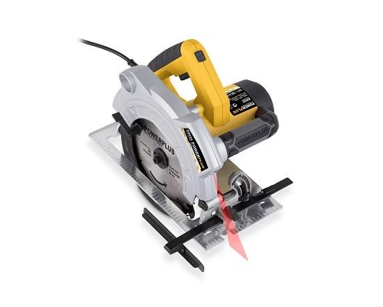 Rundsav med 185 mm klinger 1500 Watt værktøj