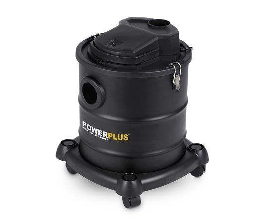 Askestøvsuger på hjul 1200 W 20 liter værktøj