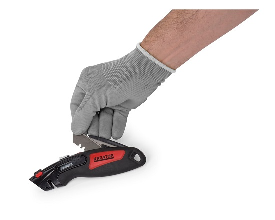 Hobbykniv med 5 ekstra blade værktøj