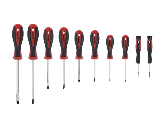 Skruetrækkersæt 44 dele værktøj
