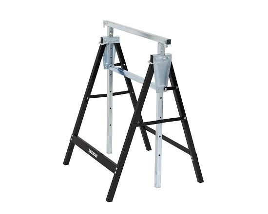 Arbejdsbuk 180 kg med justerbar højde. værktøj