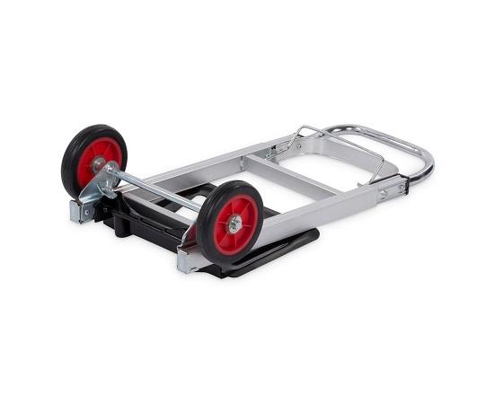 Sækkevogn sammenklappelig 90 kg. i alu. værktøj
