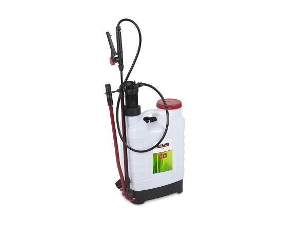 Rygsprøjte 12 liter værktøj