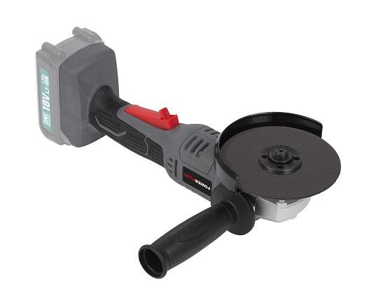 Vinkelsliber 115 mm 18 Volt SOLO værktøj