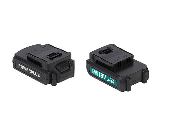 Batteri 1.5 Ah 18 Volt POWEB serie værktøj