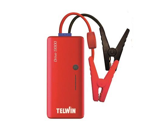 TELWIN Lithium starthjælp 12 V -13000 værktøj