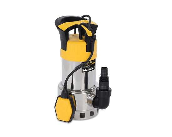 Dykpumpe til snavset vand RUSTFRI 1100 W værktøj