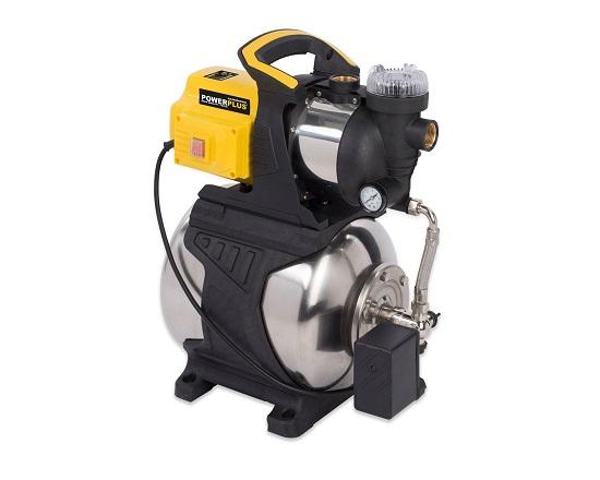 Husvandværk RUSTFRI 19 liter beholder værktøj