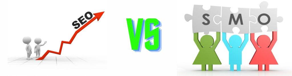 SEO vs SMO
