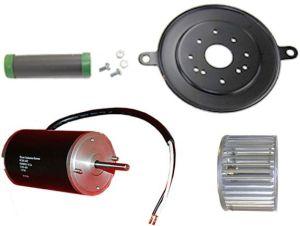 12V burner motor kit - #101126-002