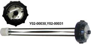 "18"" level gauge-bayonet lock version"