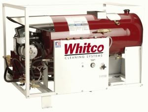 Industrial grade skid style washer