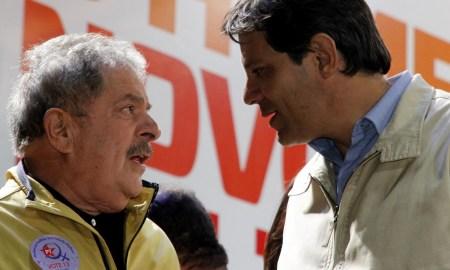 Candidato do PT será o homem demitido em 1º turno pelo povo de São Paulo. Foto: Henrique Boney