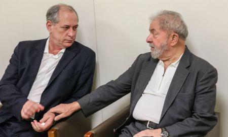 Ciro Gomes antes de Lula sabotá-lo. Foto: Ricardo Stuckert / Instituto Lula