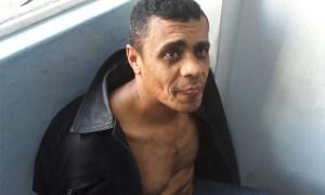 Adelio Bispo: se dependesse dele, #EleNão. Foto: PM-MG