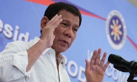 O presidente filipino deu ordens expressas para que grupos de extermínio abatessem os defensores. Foto: King Rodriguez / PCOO EDP