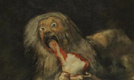Bolsonarismo devora por ser anti-tribo. Tela: Francisco de Goya