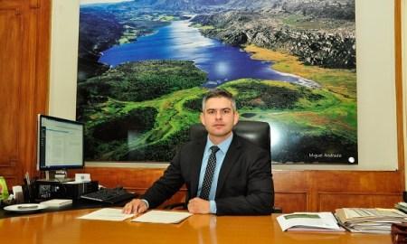 O chefe da Semad, Germano Vieira: pasta gasta 80% do orçamento com pessoal. Foto: Semad-MG/Divulgação