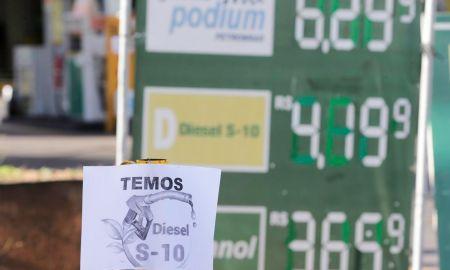 Cada centavo a menos no diesel do caminhoneiro custa uma fortuna para todos os trabalhadores. Foto: Fabio Rodrigues Pozzebom/Agência Brasil