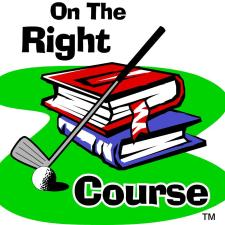 On The Right Course