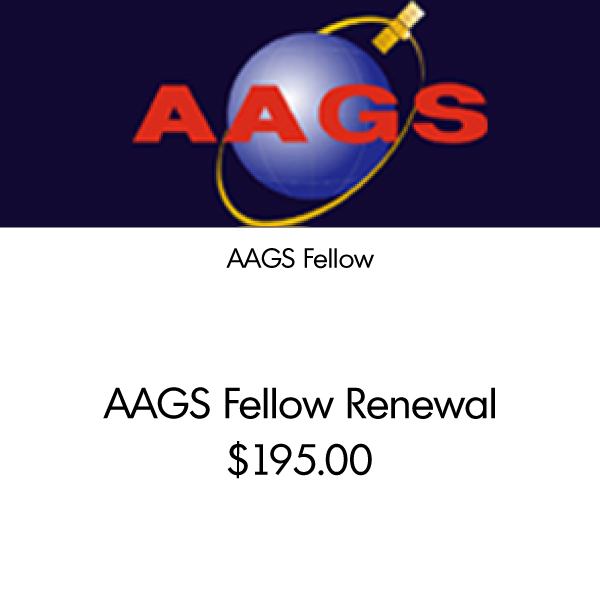 AAGS Fellow