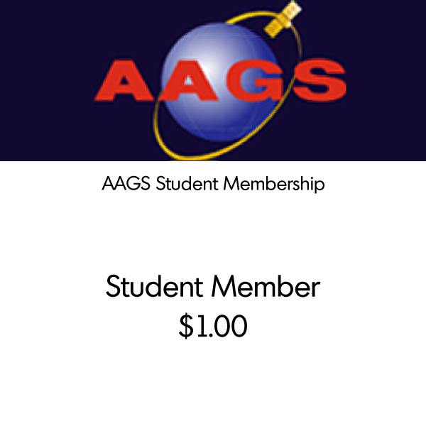 AAGS Student Membership