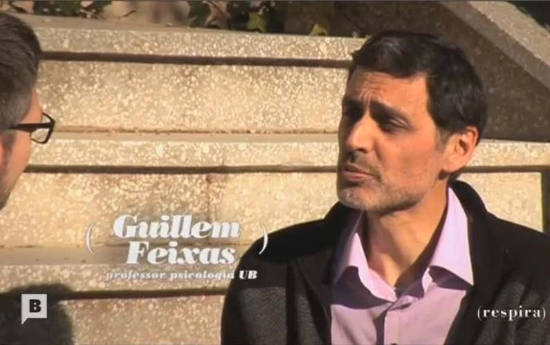 Programa de TV sobre hipnosis en Barcelona Televisió