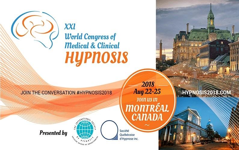 XXI Congreso Mundial de Hipnosis Clínica