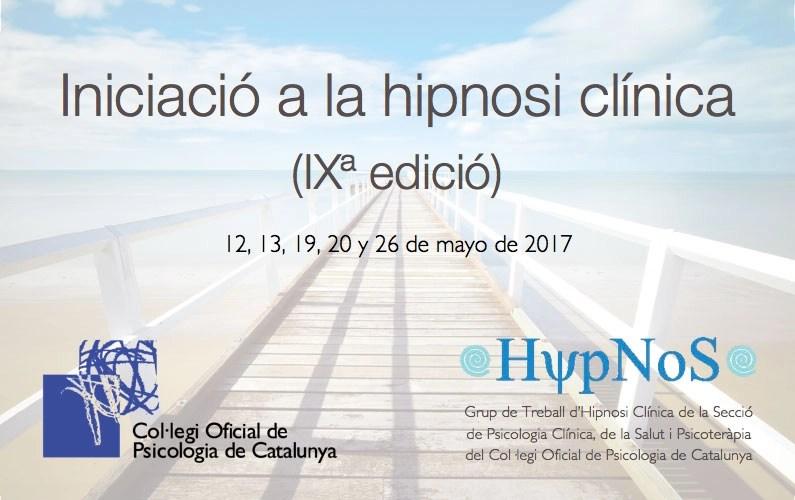 Iniciació a la hipnosi clínica (IXª edició)