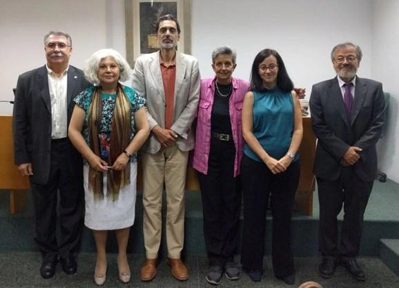 Tribunal tesis doctoral Margarita Viñas